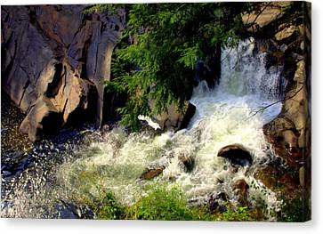 Sinks Waterfall Canvas Print