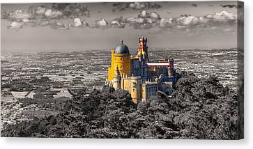 Sintra 02 Canvas Print by Tom Uhlenberg