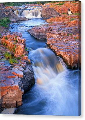 Sioux Falls Canvas Print by Ray Mathis