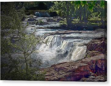 Sioux Falls Canvas Print by Robin Williams