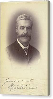 Sir Charles Umpherston Aitchison Canvas Print