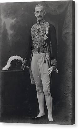 Sir Edward Gait Canvas Print