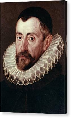 Sir Francis Walsingham (c1532-1590) Canvas Print by Granger