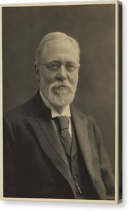 Sir Henry Waterfield Canvas Print