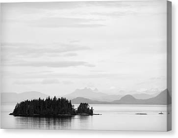 Sitka Alaska Canvas Print by Carol Leigh