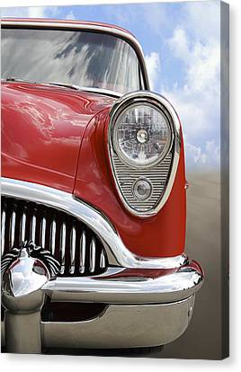 Sitting Pretty - Buick Canvas Print