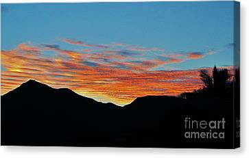 Six Thirty Eight Am Canvas Print