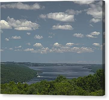 Skaneateles Lake Canvas Print