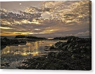 Skerries Sunset Canvas Print
