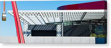 Skokos Pavilion Dallas Tx Canvas Print by Darryl Dalton