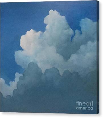 Sky Art Canvas Print by Cynthia Vaught
