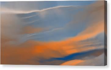 Sky Break Canvas Print