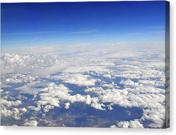 Canvas Print - sky by Brynn Ditsche