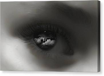 Sky Eye Canvas Print