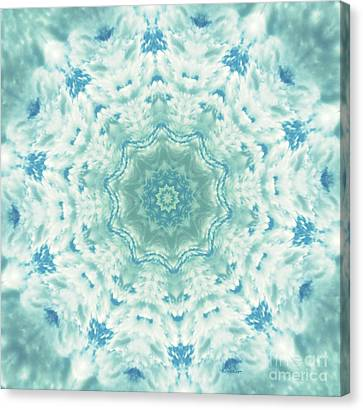 Sky Illumination Canvas Print by Tatjana Popovska