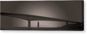 Skye Bridge Canvas Print by Sergey Simanovsky