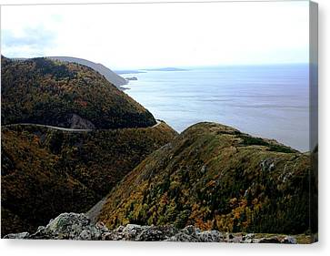 Skyline Trail Canvas Print