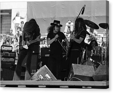 Skynyrd #21 Canvas Print by Ben Upham