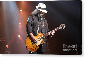 Skynyrd-gary-7395 Canvas Print by Gary Gingrich Galleries