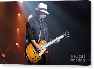 Skynyrd-gary-7397 Canvas Print by Gary Gingrich Galleries