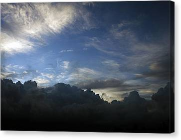 Sky's The Limit Canvas Print