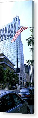 Skyscraper In A City, Pnc Plaza Canvas Print by Panoramic Images