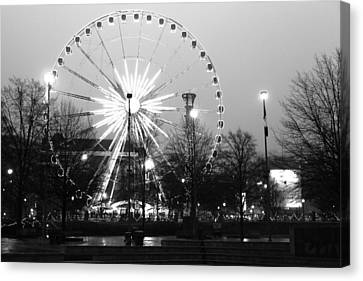 Skyview Atlanta Canvas Print