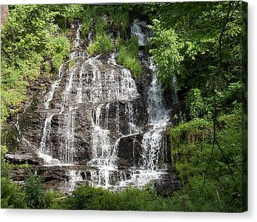 Slatebrook Falls Canvas Print