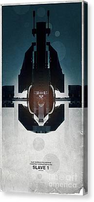 Slaves Canvas Print - Slave One by Baltzgar
