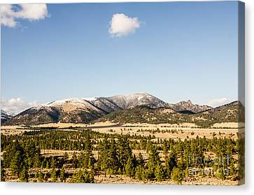 Sleeping Giant Canvas Print by Sue Smith