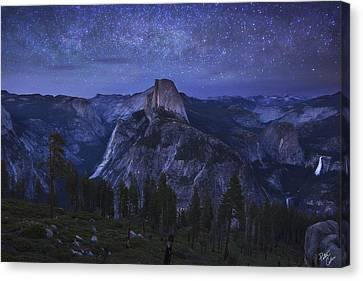 Sleepless Canvas Print by Peter Coskun