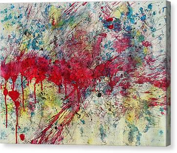 Sleepwalking Canvas Print by Ronda Stephens
