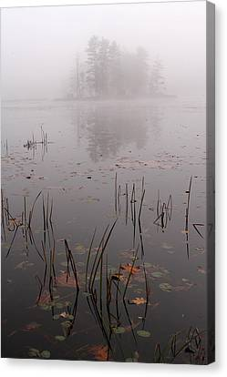 Western Ma Canvas Print - Sleepy Massachusetts Landscape by Juergen Roth