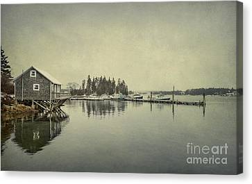 Sleepy Shores Canvas Print
