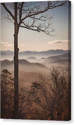 Slice Of The Smokies Canvas Print