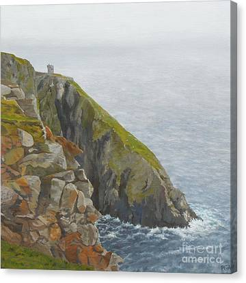 Slieve League County Donegal Canvas Print