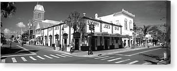 Sloppy Joes Bar Key West Fl Canvas Print