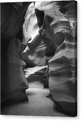 Pathway Canvas Print - Slot Canyon 2 by Mike McGlothlen