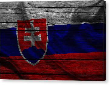 Slovakia Canvas Print by Joe Hamilton