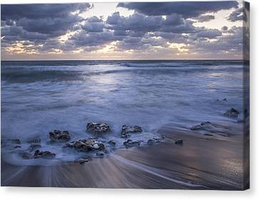 Slowing Down Canvas Print by Jon Glaser