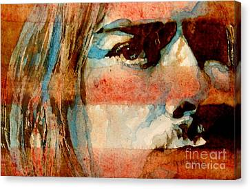 Smells Like Teen Spirit Canvas Print by Paul Lovering