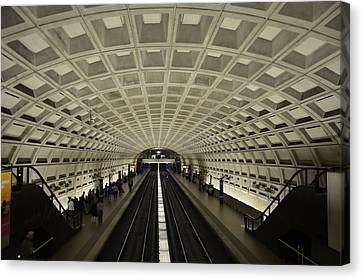 Smithsonian Station Canvas Print