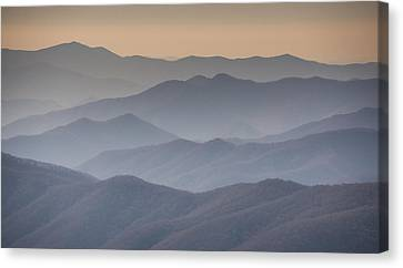 Smokies Canvas Print
