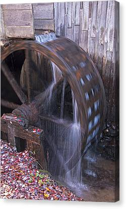 Smokies Mill Canvas Print