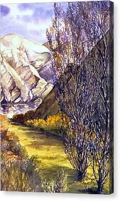 Snake River Landing Canvas Print