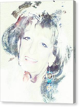 Snapshot Canvas Print