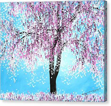 So Spring Canvas Print by Kume Bryant