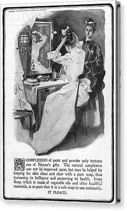 Soap Advertisement, 1902 Canvas Print