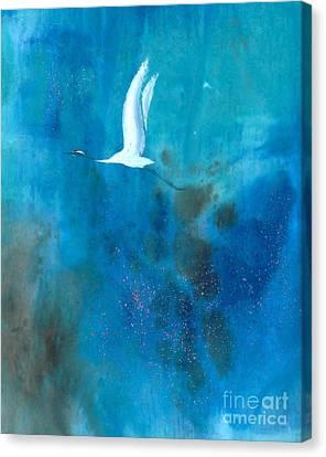 Soar II Canvas Print by Mui-Joo Wee