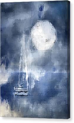 Soft Mystic Canvas Print by Melissa Smith